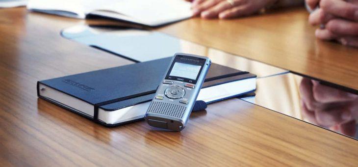 Comment choisir le meilleur modèle de dictaphone sur le marché ?