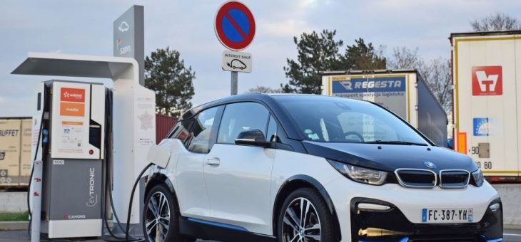 Pourquoi choisir une voiture électrique